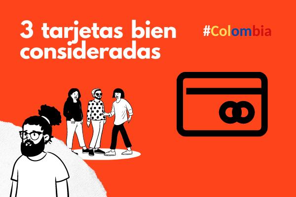 Tarjetas destacadas en Colombia