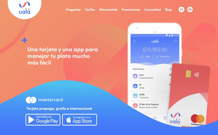 Como usar la app de Ualá