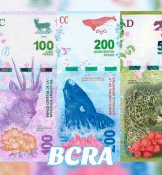 Reservas del BCRA